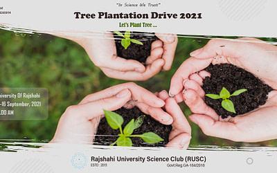 Tree Plantation Drive 2021